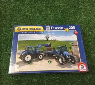 PUZZLE NEW HOLLAND T6AC/T5EC
