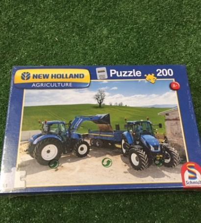 PUZZLE NEW HOLLAND T6AC/T5EC